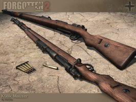 K98k Mauser by McGibs