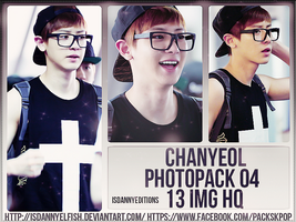 Chanyeol (EXO) - PHOTOPACK#04 by JeffvinyTwilight