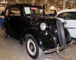 1950 Ford Anglia by boogster11
