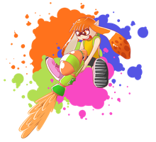 Inkling by thepiplup