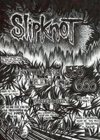 Slipknot SIC by mizzrammstein