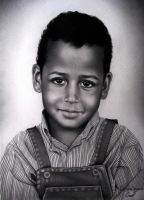 Little black boy by carlos-sousa-13