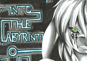 Into The Labyrinth by Nocti0bake