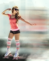 Lady Skates by chronoxiong