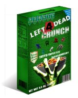 Left 4 Dead Crunch Cereal by Notason89