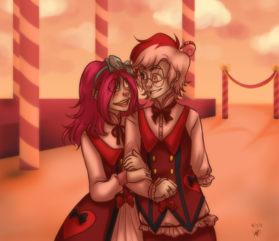 SF - Sweethearts by IneMiSol