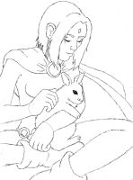 Bunny Love by AnimatedBritney
