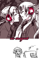 No Magnet by Cioccolatodorima