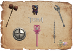 TERA - event - Funny Weapons by Tiffli