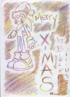 Sonixmas..very late-_- by ZeHornet