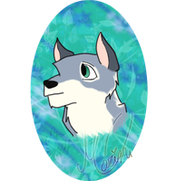 Marini Headshot-Gift for Popecba by Karu12