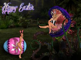 Happy Easter 2015 by GlobtheSpacetoad