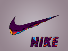Nike Poster by nikki-ns