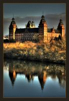 Aschaffenburg by HDRX