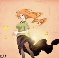 New Orihime by M-i-S-T-I-K-A