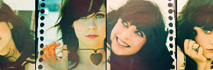 Zooey Deschanel Icons by LadyPixie