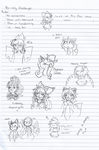 Pen Challenge Tag Thing by Youkai-Minori