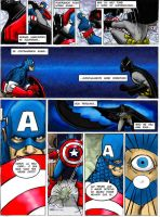 batman vs captain america pg5 by rocksilesbarcellos