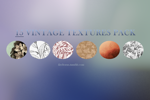 15 Vintage Textures [second part] by dr-blind