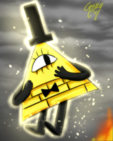 Bill Cipher by GsSKY