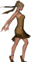 fae stock 0256 by Ecathe