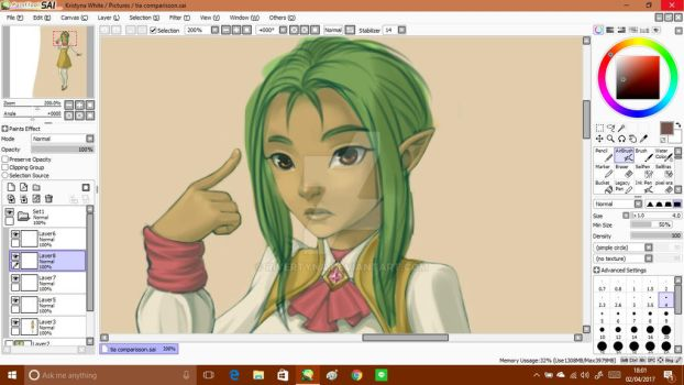 Tia Wip by RiverTyna