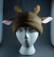 Limited Edition Christmas Reindeer Hat by wikiwisemandotcom