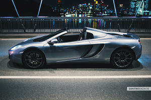 McLaren MP4-12C Spider by DimitriBokowPhoto