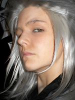 Xemnas Cosplay Shoot 01 by LadyNoxia