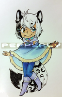 [OC] Snow by Pepperly