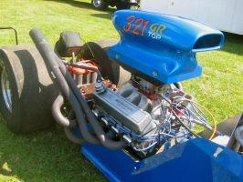 V8 Big Block by absoluteandrew