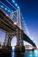Williamsburg Bridge by sullivan1985