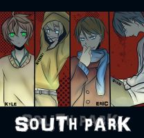 South Park by raisuke143
