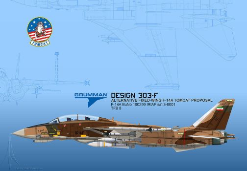 Iranian Fixed Wing Tomcat by Wolfman-053