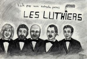 Entrada Les Luthiers by Andreth