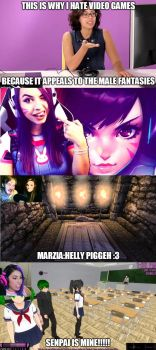 Video games by aiko-sweetgirl