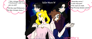 Cover-Sailor Moon W by LadyDarkStar