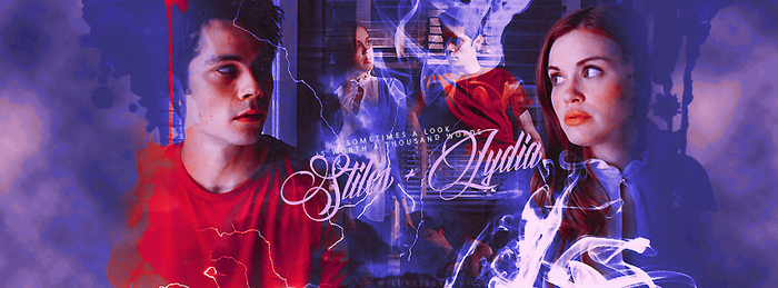 Cover Stiles + Lydia by Giulia - Wildness graphics by Wildnessgraphics