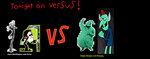 Jack and Grim Vs. Oogie and Boogey. by Smurfette123