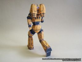 TR:Chronicles papercraft 2 by ninjatoespapercraft