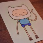 Finn - marker sketch by perdita00