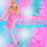 -Pack 150 Watchers by PauSakura by PauSakura