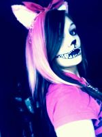 Cheshire Cat 2 by hotgoth44x