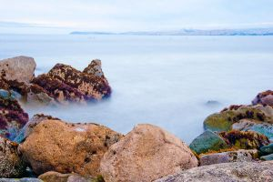 Colorful Cove Stock PREVIEW by little-spacey