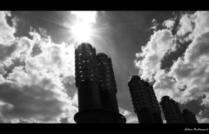columns by Catching-Moments