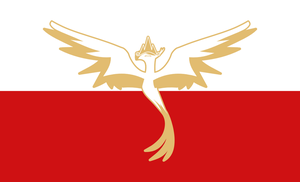 Pony Flag of Poland by MilekHippy