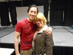 Mariko and Todd Haberkorn by Marikokitty