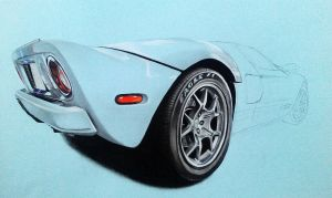Ford GT WIP by smudlinka66