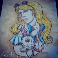 alice in wonderland by SarahP86