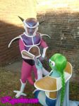 Lord Frieza and his lover Zarbon by Lady-Shaina